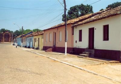Cidade de Natividade, de onde foi retirado muito ouro que seguiu para a Europa durante o período colonial. Foto: Wilson Rodrigues