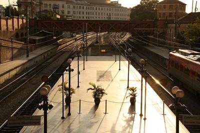 Estação da Luz. Foto: Lucas Nascimento