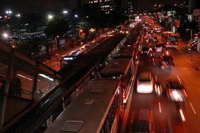 Avenida Rebouças. Foto: Lucas Nascimento