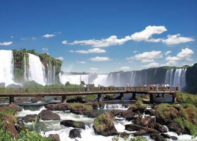 Cataratas do Iguaçu. Foto: Arquivo Paraná Turismo