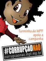 Turminha do MPF diz NÃO à corrupção